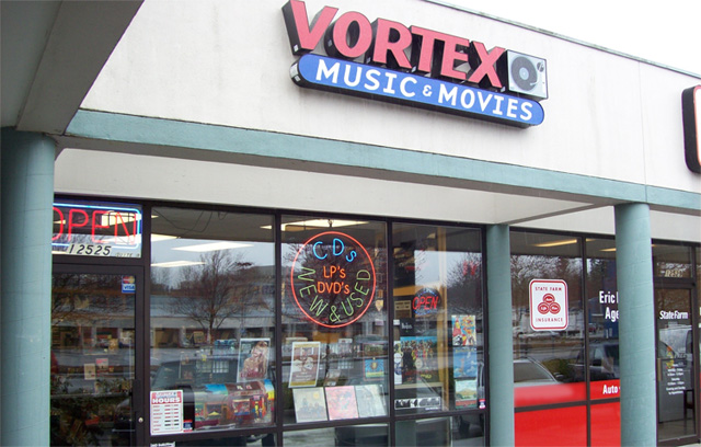 Vortex Music & Movies